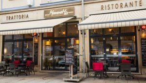 MammaMia | Italienisches Restaurant Dresden | Außenansicht