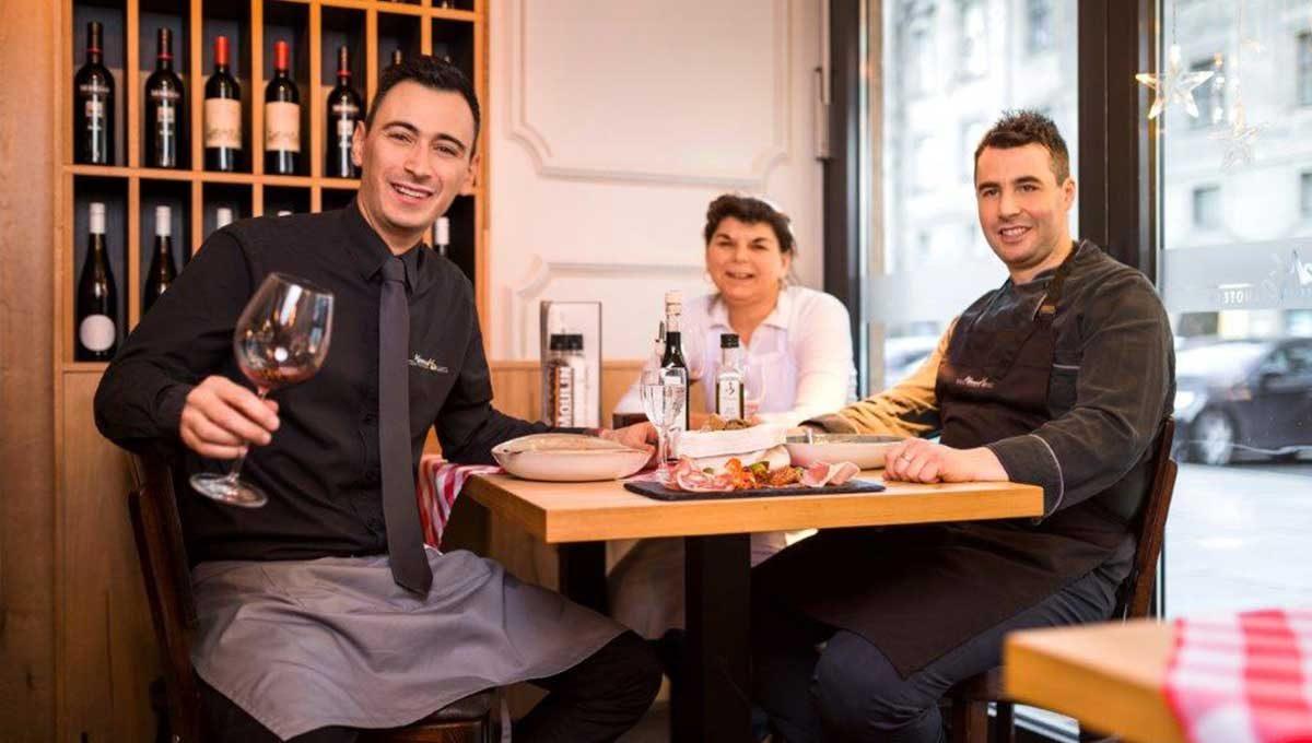 MammaMia   Italienisches Restaurant Dresden   Das Team